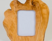 Picture Photo Frame 5 x 7 inch Natural Drift Wood Rustic Home Decor - A Great Gift - Wood Rustic Wall Decor
