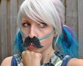 CUSTOM Headband Incognito v.2 - Moustache Headband