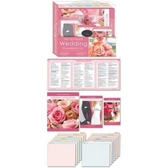 Wedding Organizer The Ultimate Wedding Planner Kit By