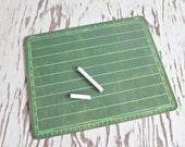 50% OFF SALE arithmetic chalk board