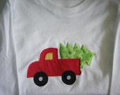 Christmas Applique Shirt