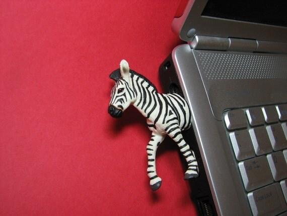 Zebra USB Flash Drive