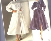 Isaac Mizrahi pattern for Vogue, no. 2495, from 1990 --- size 8-10-12 --- UNCUT