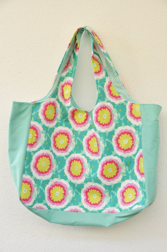 Tote Bag in Amy Butler Fabric