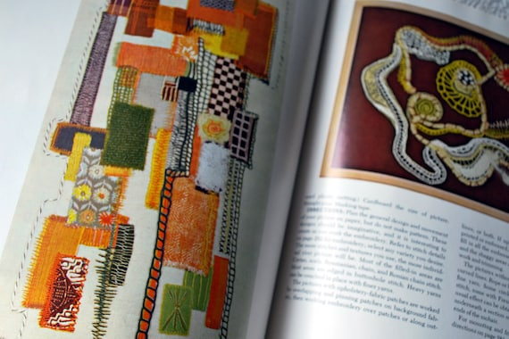 Vintage McCall's Embroidery Book