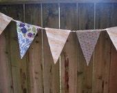 Fun Fabric Banner by danikai