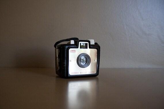 1950's Kodak Brownie Bullet Camera
