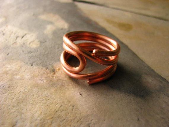 Infinity - Abstract Ring - Size 6.5