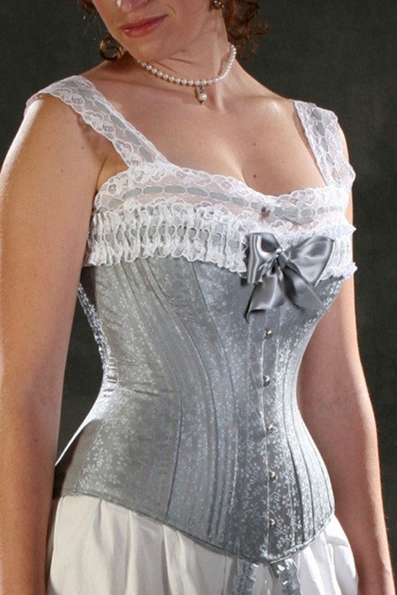 19th Century Corset Reenactment Victorian Era