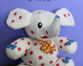 Island of Misfit Toys Polka-Dotted Elephant