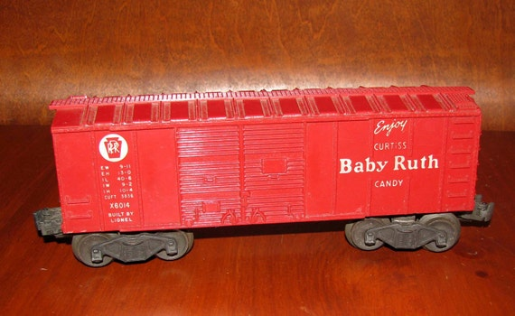 Lionel Baby Ruth Boxcar