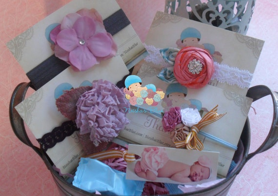 Baby Girl Gift Basket Set, Baby Shower Gift, The Ideal Perfect Gift