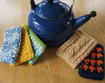 Scrubby Bonus Bundle 6 patterns for the price of 4