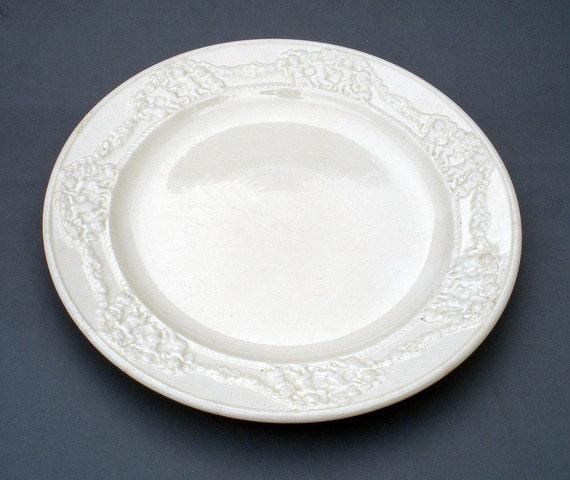 Vintage Titian Ware Royal Ivory Adams England China Plate