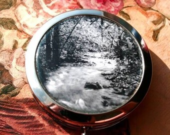 HUGE SALE! Take Me Down to the River Compact Pocket Mirror