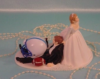 florida state wedding cake toppers florida gators college football fan sports wedding groom cake 14327