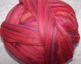 Roving Merino Multi Color - Mojave - 7.1oz
