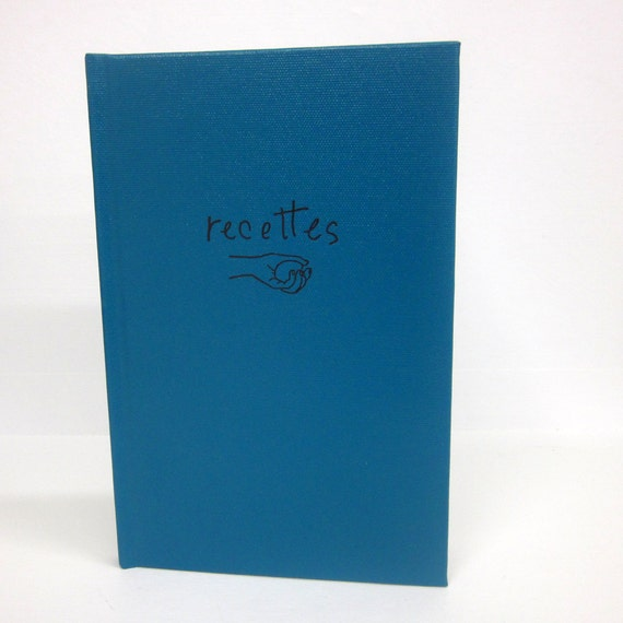 recipe book - flip book