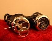 Steampunk Goggles - Black Alchemy