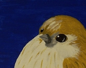 ALL PUFFED UP PAINTING