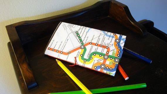 Public Transit Notebook - DC Metro