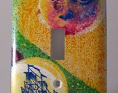 Sea Visions - Switch plate