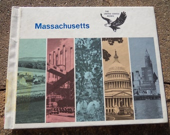 Picture Book Of Massachusetts