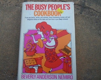 The Busy People's Cookbook