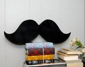 Mr. Mustache Chalkboard