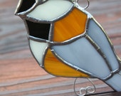 Dainty Little Chick- Stained Glass