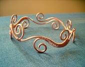Tribal Tattoo Armlet - Handmade Jewelry by Catchalljewelry on Etsy