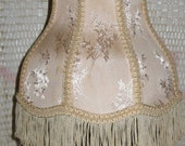Beautiful Shabby Victorian Lampshade