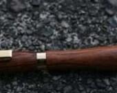 Rosewood ballpoint pen