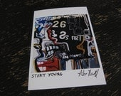 4x6 Start Young Reproductive Print