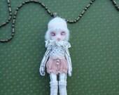 CUSTOM Little doll Pendant