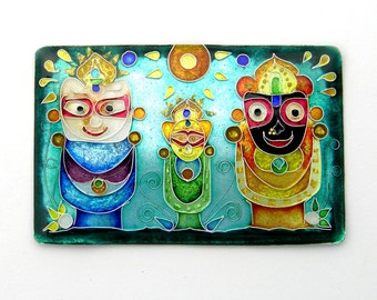 Jagannath triad