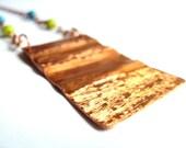 Foldforming Copper Necklace Odyssey