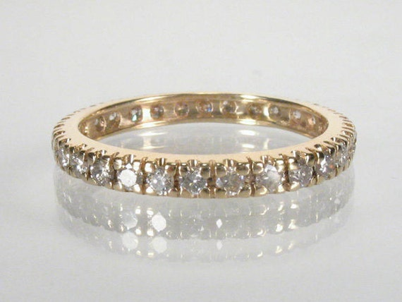 Estate Diamond Eternity Band - 0.60 Carats Total Weight