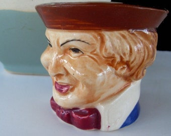 Small TOBY Character Jug or Cup