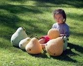 PATTERN - Amigurumi Pears
