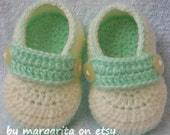 Baby shoes handmade for newborn,0-3 or 3-6 M choose your size and colours