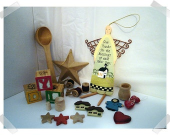 Whimsical Crafts /Assorted Lot/Craft Supplies**