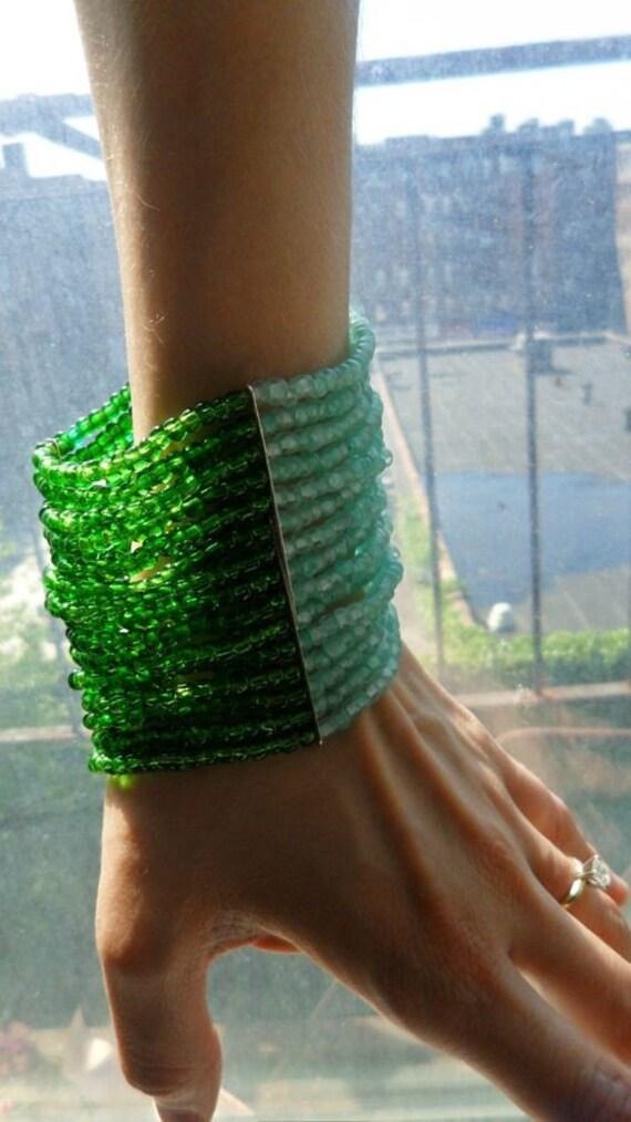 Mermaid Blue Green Bracelet