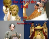 NIADA.. Dedicated to the Art of the Doll DVD by Antonette Cely