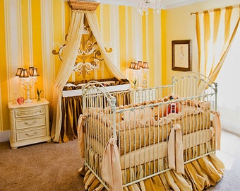 Brooke Collection, Crib Set