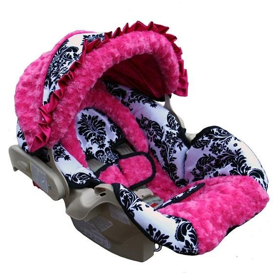 car seat cover infant or toddler custom. Black Bedroom Furniture Sets. Home Design Ideas