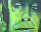 Oh Herman Painting