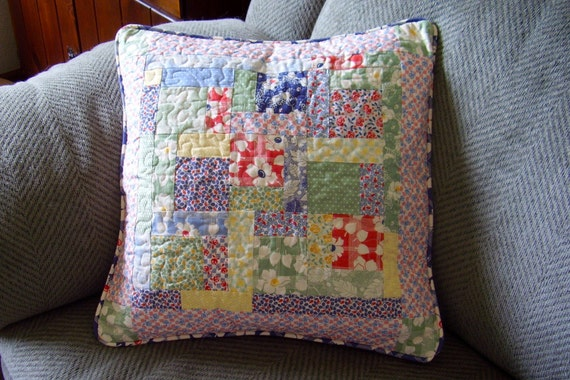 Patterns of History Pillow Cover- 2 of 2