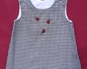Baby Toddler Girl Ladybug Dress