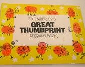 Great Thumbprint Drawing Book